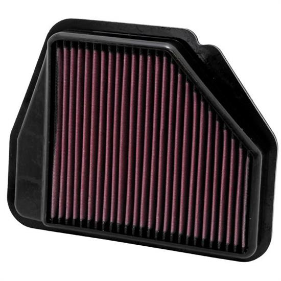 K&N 33-2956 Lifetime Air Filter, Chevy 2.0L-3.2L, Opel 2.0L-3.2L