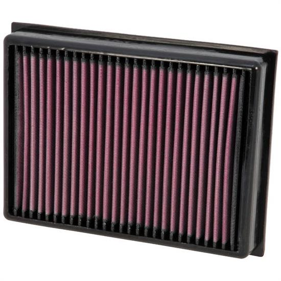 K&N 33-2957 Lifetime Air Filter, Citroen 1.8L-2.0L, Peugeot 2.0L
