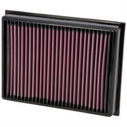 K&N 33-2957 Lifetime Air Filter, Citroen 1.8L-2.0L, Peugeot 2.0L