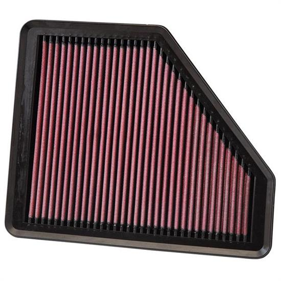 K&N 33-2958 Lifetime Performance Air Filter, Hyundai 2.0L-3.8L