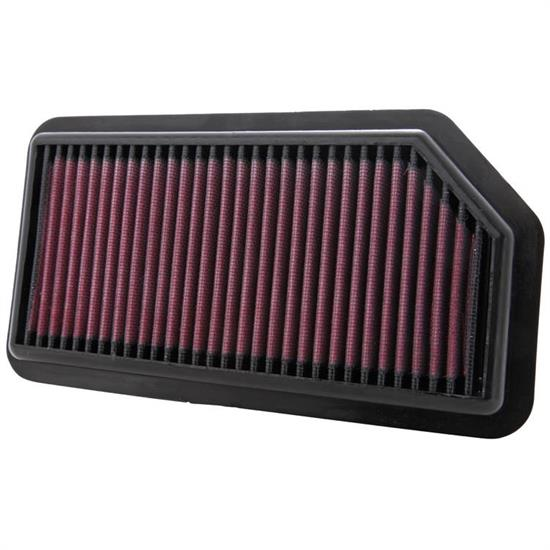 K&N 33-2960 Lifetime Air Filter, Hyundai 1.1L-1.6L, Kia 1.4L-2.0L