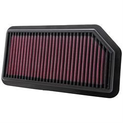K&N 33-2960 Lifetime Air Filter, Hyundai 1.1L-1.6L, Kia 1.4L-2.0L