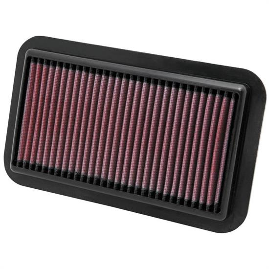 K&N 33-2968 Lifetime Performance Air Filter, Nissan 1.0L, Suzuki 1.0L
