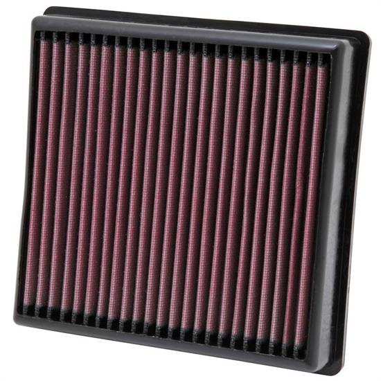 K&N 33-2971 Air Filter, Opel/Vauxhall 1.3L-1.7L