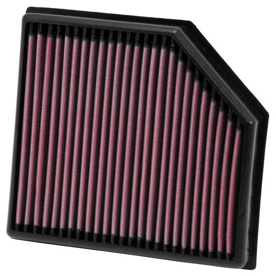 K&N 33-2972 Air Filter, Volvo 2.4L