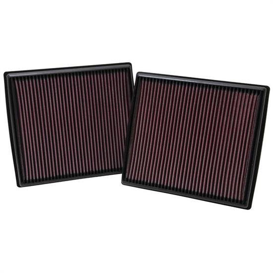 K&N 33-2973 Air Filter, Mercedes Benz 4.0L