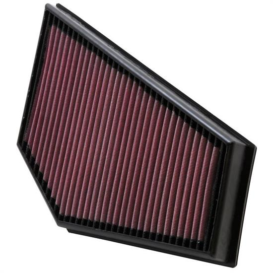 K&N 33-2976 Lifetime Performance Air Filter, Volvo 2.0L-2.4L