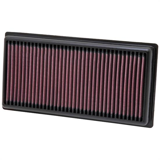 K&N 33-2981 Lifetime Air Filter, Alfa Romeo 0.9L, Fiat 0.9L-1.3L