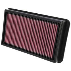 K&N 33-2987 Lifetime Performance Air Filter, Toyota 3.0L