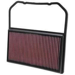 K&N 33-2994 Lifetime Performance Air Filter, Seat 1.0L, Skoda 1.0L