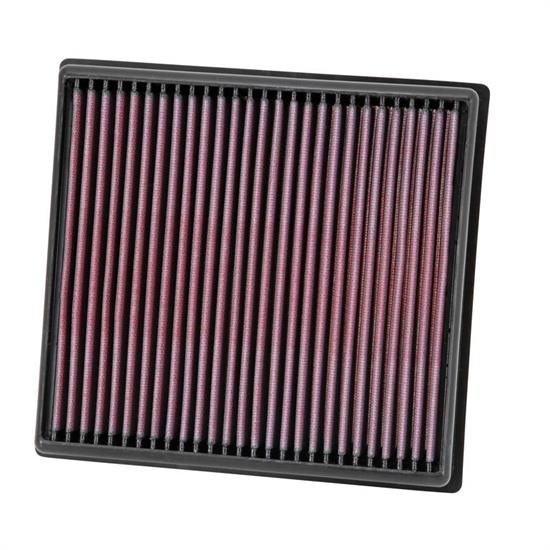 K&N 33-2996 Air Filter, Infiniti 1.5L-2.2L, Mercedes Benz 1.5L-2.1L
