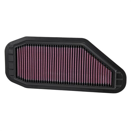 K&N 33-3001 Lifetime Performance Air Filter, Chevy 1.0L-1.2L