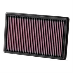 K&N 33-3010 Lifetime Performance Air Filter, Jaguar 4.2L