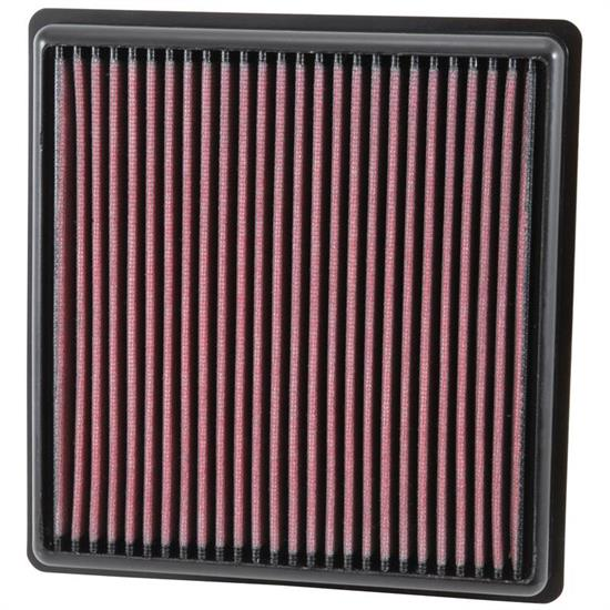 K&N 33-3011 Air Filter, Opel/Vauxhall 1.0L-1.4L