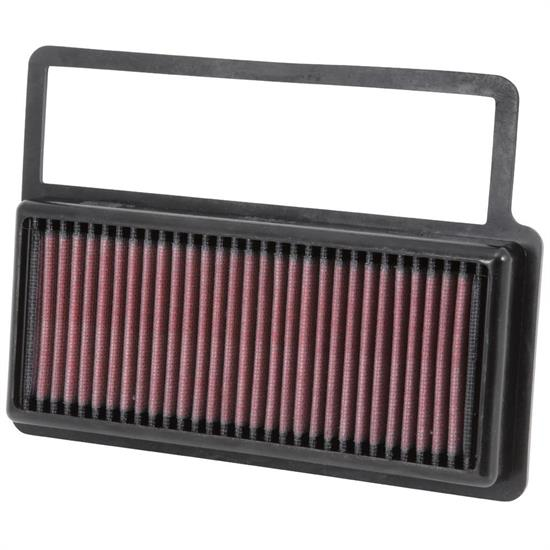 K&N 33-3014 Lifetime Performance Air Filter, Fiat 1.4L, Opel 1.4L