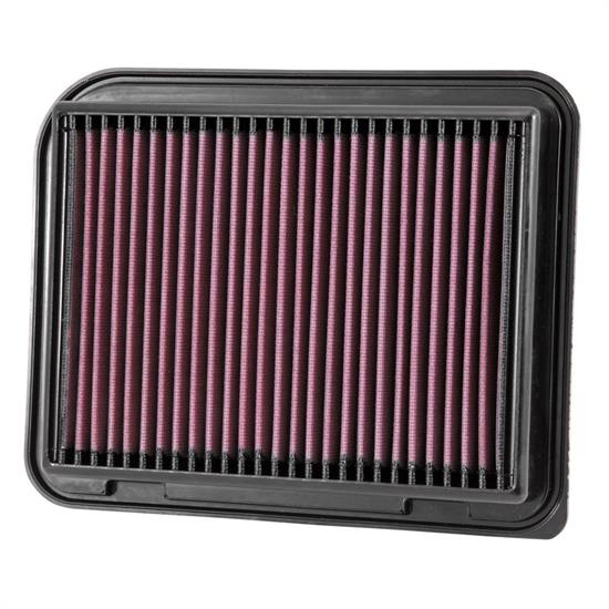 K&N 33-3015 Lifetime Performance Air Filter, Mitsubishi 1.6L-3.0L