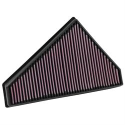 K&N 33-3021 Lifetime Performance Air Filter, Jaguar 3.0L-5.0L