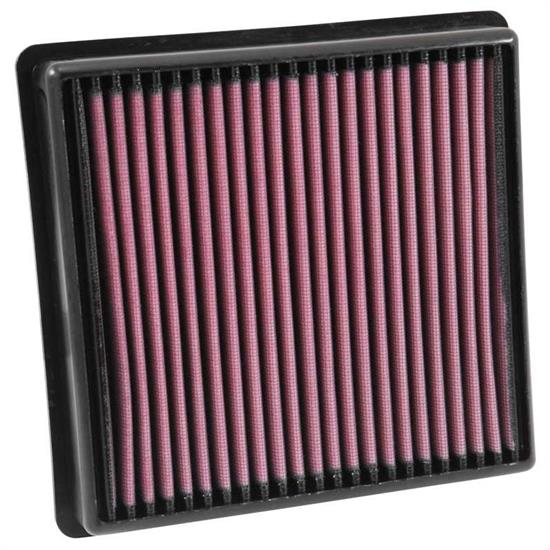 K&N 33-3029 Lifetime Performance Air Filter, Jeep 3.0L
