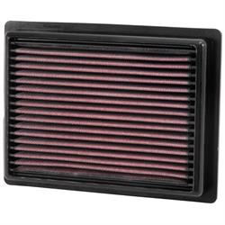 K&N 33-5002 Lifetime Performance Air Filter, Ford 2.5L