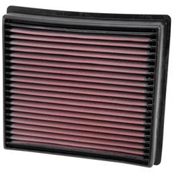 K&N 33-5005 Lifetime Performance Air Filter, Dodge 6.7L