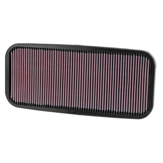 K&N 33-5008 Lifetime Performance Air Filter, Porsche 4.0L