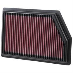 K&N 33-5009 Lifetime Performance Air Filter, Jeep 2.0L-3.2L