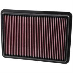 K&N 33-5011 Lifetime Performance Air Filter, Acura 3.5L