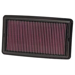 K&N 33-5013 Lifetime Performance Air Filter, Acura 3.5L