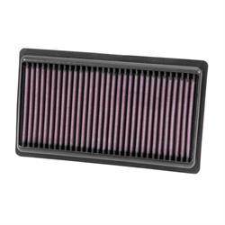 K&N 33-5014 Lifetime Performance Air Filter, Infiniti 3.5L-3.7L