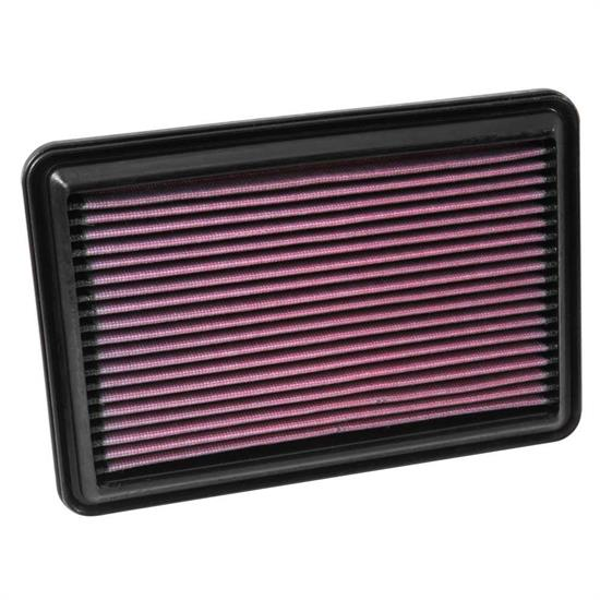 K&N 33-5016 Lifetime Air Filter, Nissan 1.2L-2.5L, Renault 1.2L-1.6L