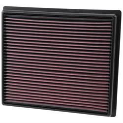 K&N 33-5017 Lifetime Performance Air Filter, Toyota 3.5L-5.7L