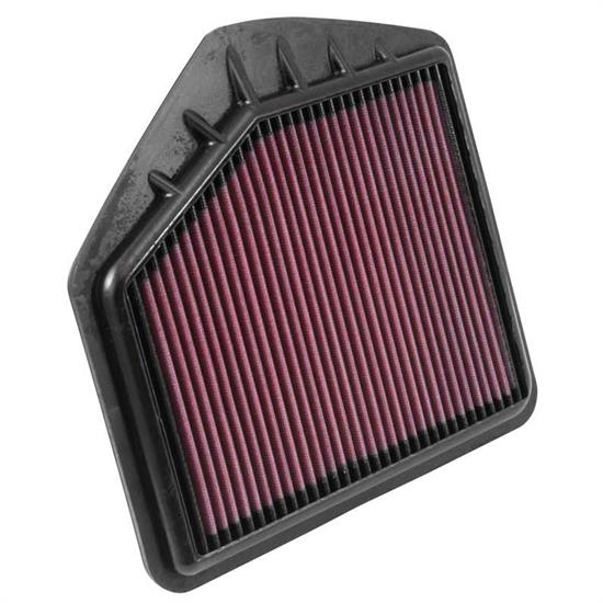 K&N 33-5020 Lifetime Performance Air Filter, Hyundai 5.0L