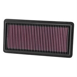 K&N 33-5022 Lifetime Performance Air Filter, Subaru 2.0L