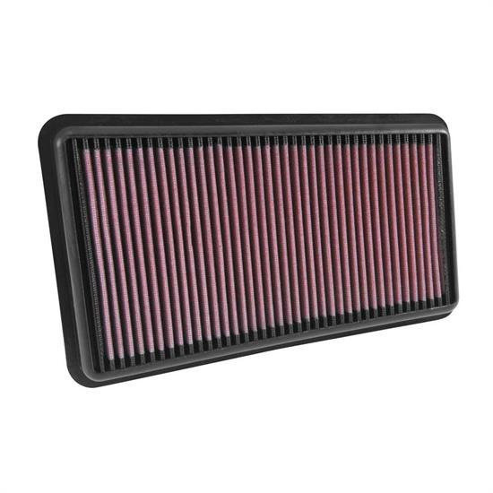 K&N 33-5025 Lifetime Performance Air Filter, Chrysler 2.4L-3.6L