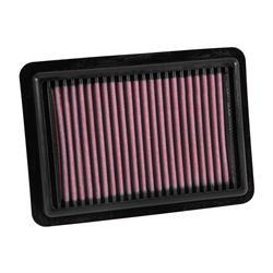 K&N 33-5027 Lifetime Performance Air Filter, Honda 1.3L-1.5L