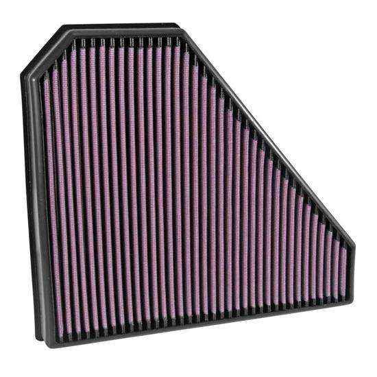 K&N 33-5028 Lifetime Performance Air Filter, Cadillac 3.6L