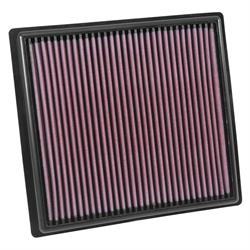 K&N 33-5030 Lifetime Performance Air Filter, Chevy/GMC 2.5L-3.6L