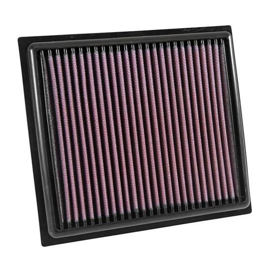 K&N 33-5034 Lifetime Air Filter, Fiat 1.4L-2.4L, Jeep 1.4L-2.4L