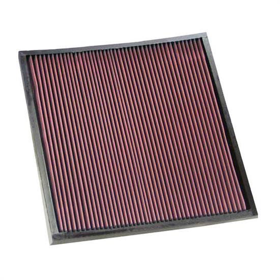 K&N 38-0739 Lifetime Performance Air Filter, 1.313in Tall, Panel