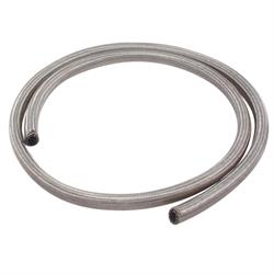 Spectre 39506 Braid Stainless Steel-Flex Oil/Heater Hose,1/2 In x 6 Ft