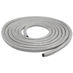 Spectre 39525 Braid Stainless Steel-Flex Oil/Heater Hose,1/2 In x 25Ft
