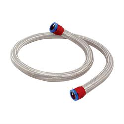 Spectre 39790 Braided Stainless Steel-Flex Heater Hose,3/4 Inch x 4 Ft