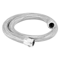 Spectre 39798 Braided Stainless Steel-Flex Heater Hose,3/4 Inch x 4 Ft