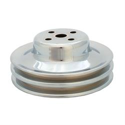 Spectre 4494 Chrome Water Pump Pulley, Ford 289
