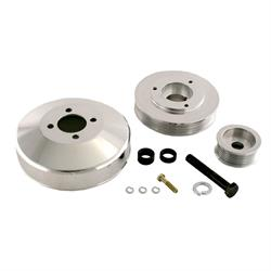 Spectre 4503 Pulley Kit, Ford 4.6L