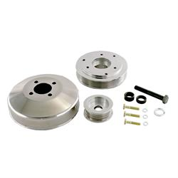Spectre 4504 Pulley Kit, Ford 4.6L