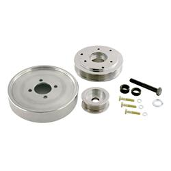 Spectre 4505 Pulley Kit, Ford 4.6L