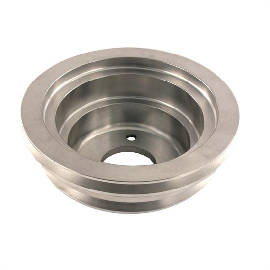 Spectre 4509 Billet Aluminum Crankshaft Pulley, Chevy/GMC