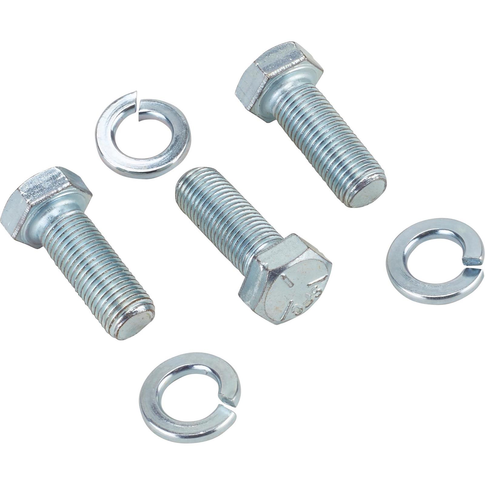 Crankshaft Pulley Bolt Kit