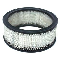 Spectre 4806 Air Filter, White, 2.406in Tall, Round
